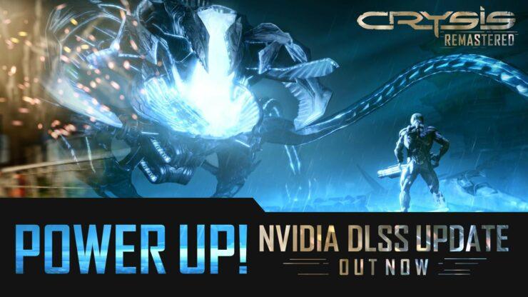 《孤岛危机:复刻版》更新 PC版游戏支持DLSS