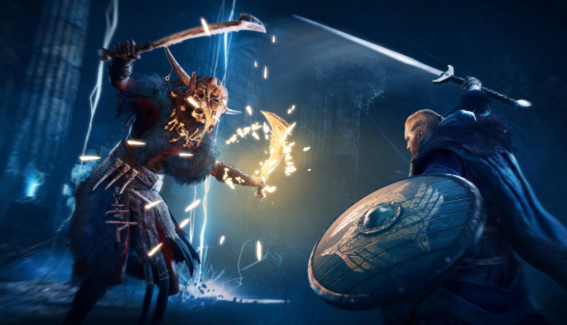 育碧热修复《刺客信条:英灵殿》阻挡任务进度bug