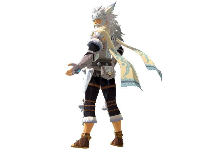 《怪物猎人物语2:毁灭之翼》登场角色介绍 主角可自定义