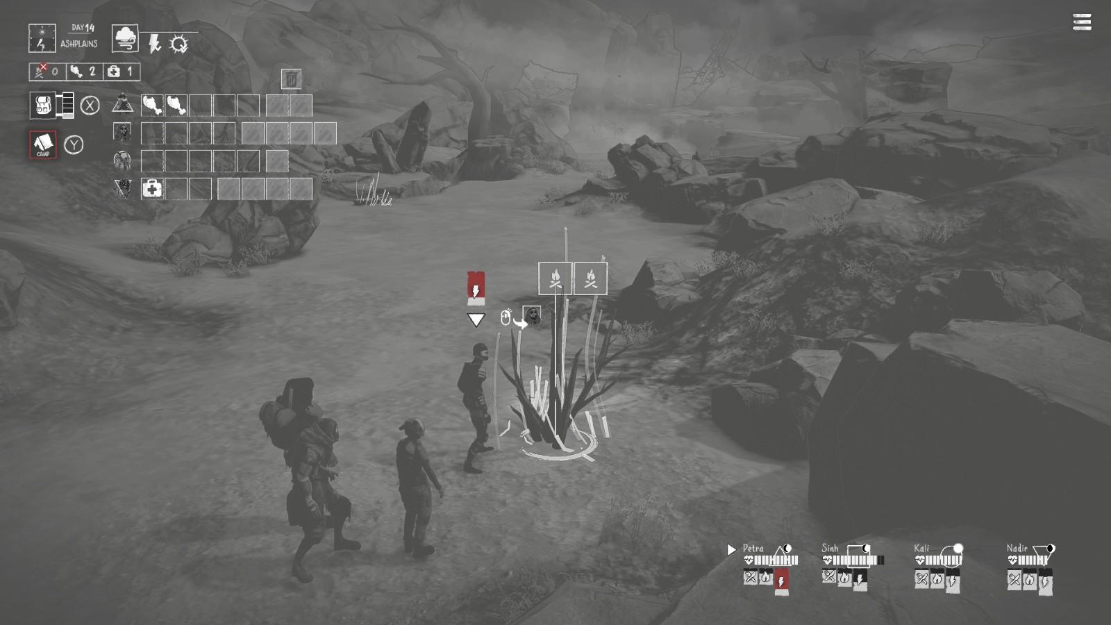 《灰烬行者:生存之旅》发售日公布 有34个不同结局
