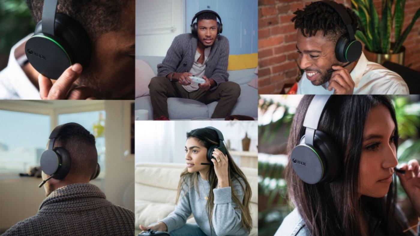 国行全新Xbox无线耳机4月6日起售 定价799元