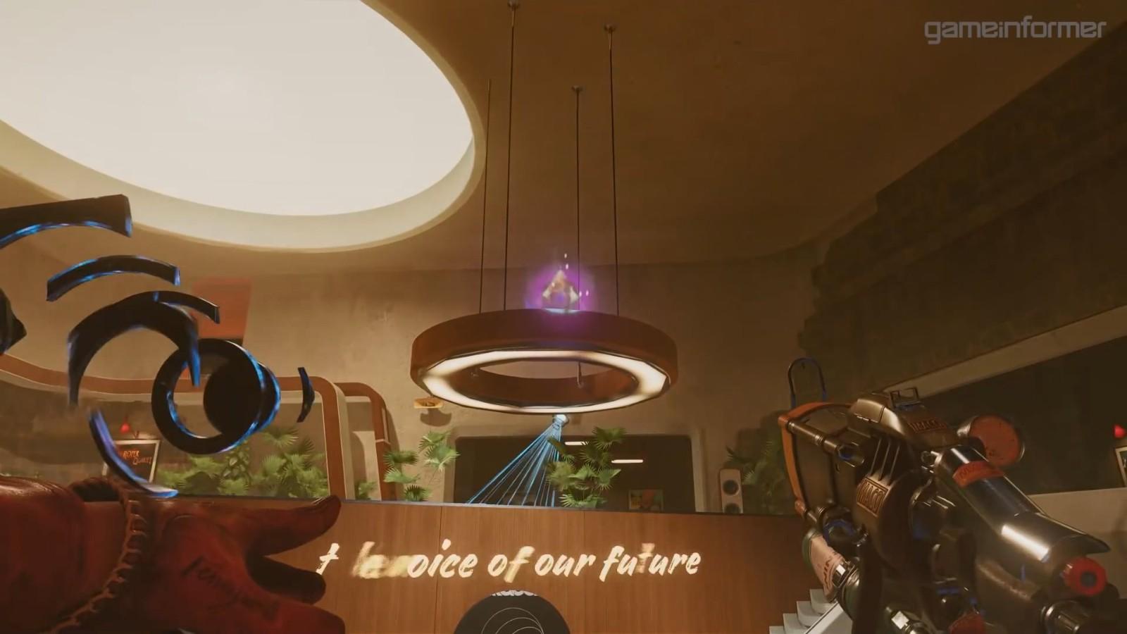 《死亡循环》武器展示宣传片 战术选择非常丰富