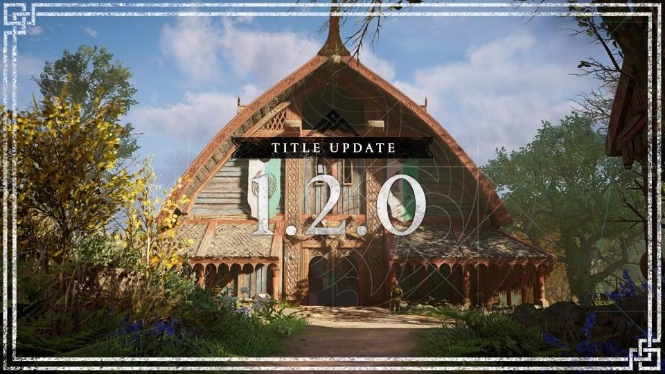 《刺客信条:英灵殿》1.2版更新 今日上线全新内容