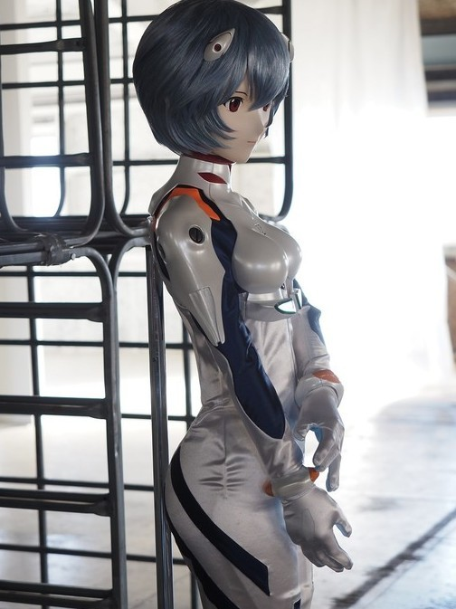 EVA 女主绫波丽实大可动手办公开 198万日元天价可以有
