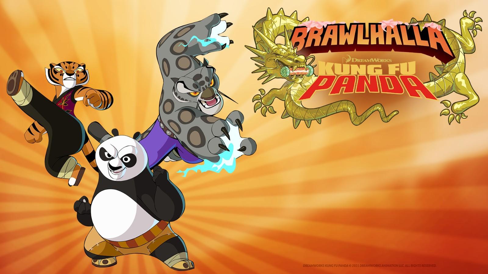 育碧格斗游戏《英灵乱战》将加入《功夫熊猫》角色