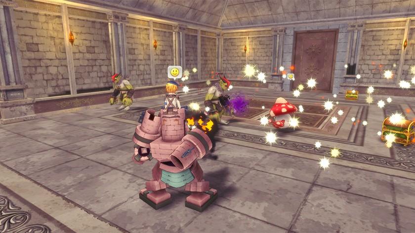 《符文工厂5》战斗截图公开 还能骑乘怪物作战
