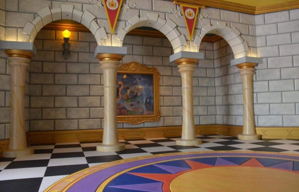 超级任天堂世界乐园外媒探馆 仿佛置身奇妙游戏世界