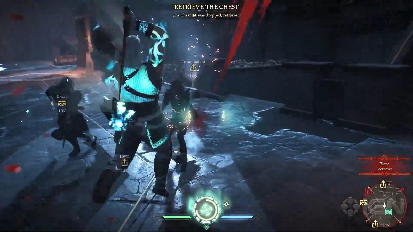 《绿林侠盗:亡命之徒与传奇》斗殴者职业预告片:挥舞大锤的铁腕角色