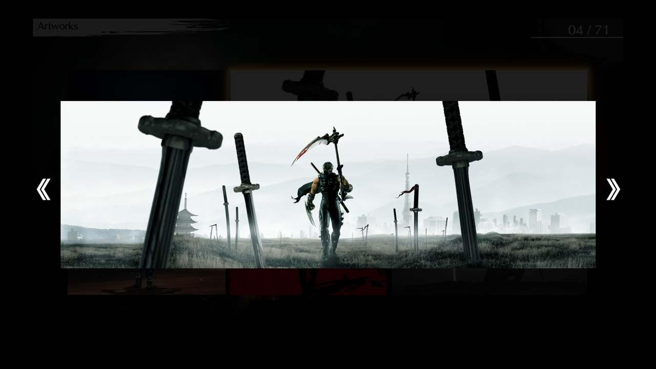 《忍龙:大师合集》豪华版情报公开 PS4/Xbox预购开启