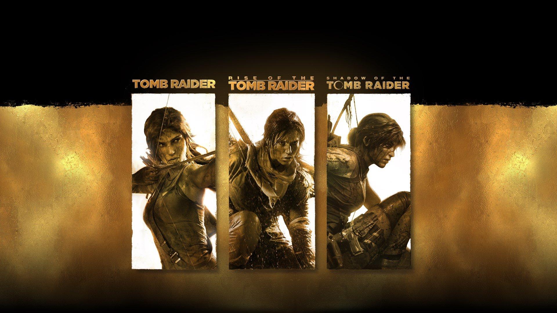 《古墓丽影》三部曲合集现已发售 登陆了PS4和Xbox One