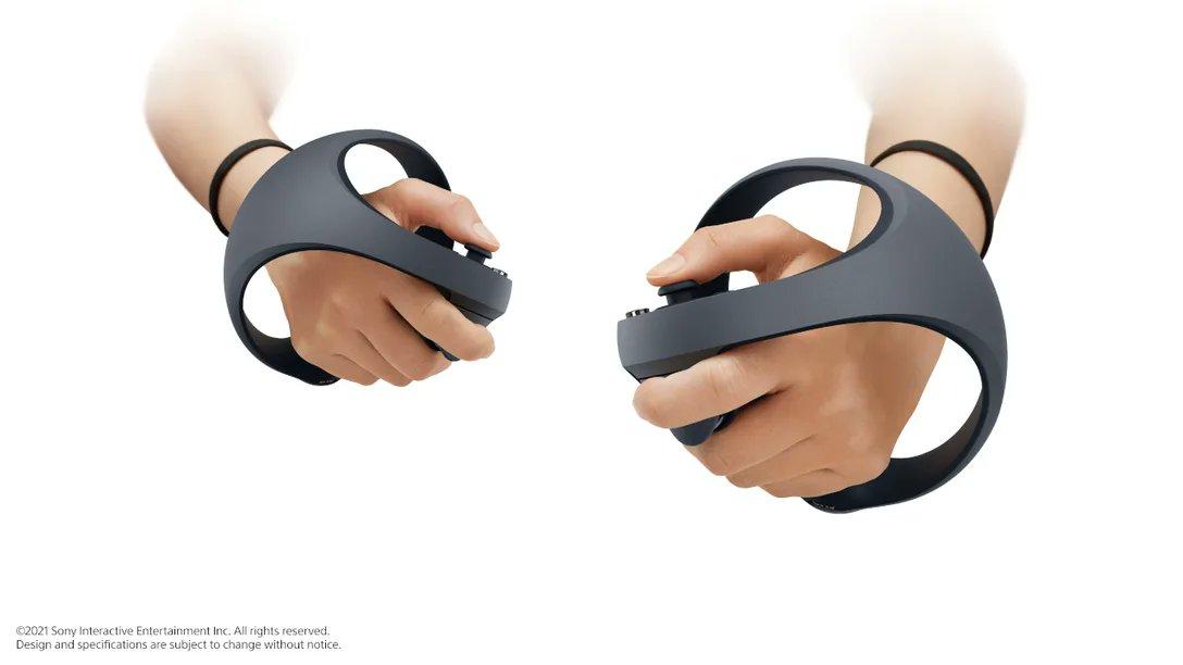 球狀設計!PS5次世代VR系統手柄詳情公開