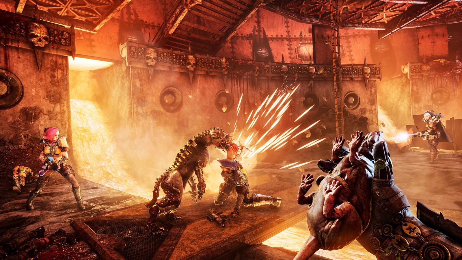 FPS新作《涅克罗蒙达:赏金猎人》上架Steam 售126元