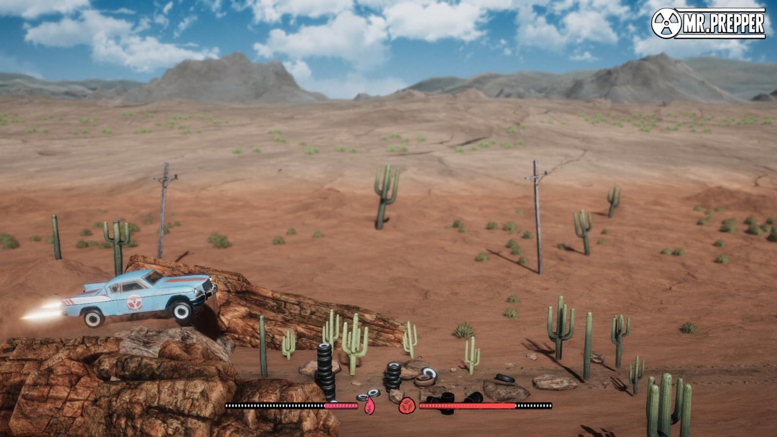 生存游戏《末日准备狂》在Steam上发售 特别好评
