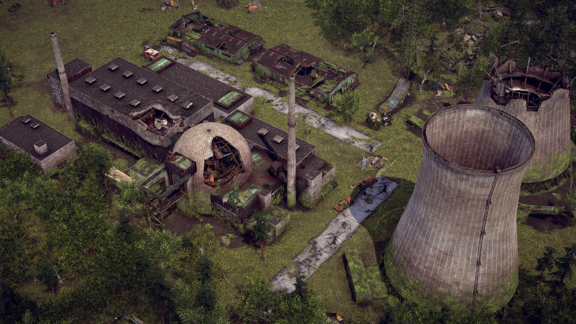 模拟建设游戏《末日地带:与世隔绝》在Steam正式发售