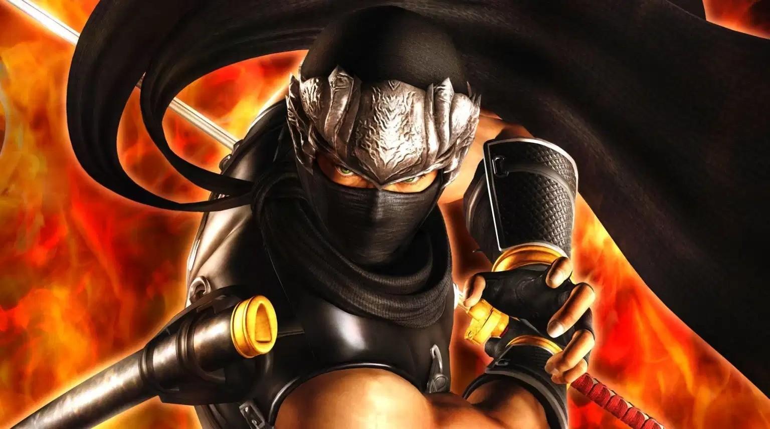《忍者龙剑传:巨匠合集》数字奢华版颁布发表