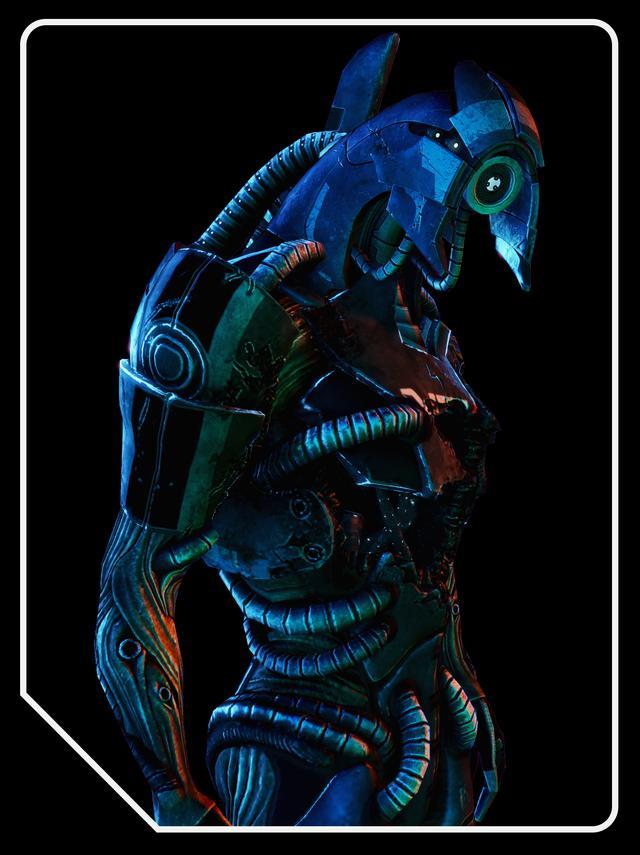 《质量效应:传奇版》角色渲染图曝光 船员们都很精神