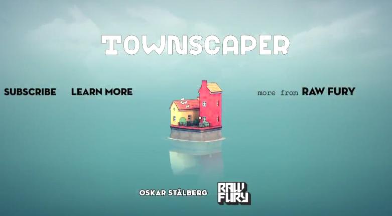 创意城镇建造工具《Townscaper》今夏推出正式版 新增NS和手机平台