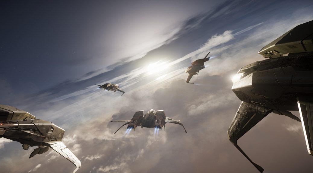 CIG宣布与Firesprite合作 开发《星际公民》PVP模式