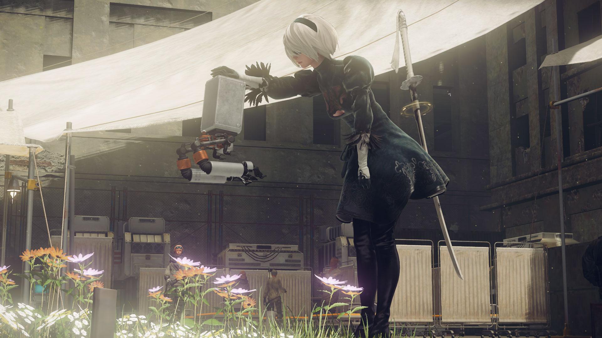 《尼尔:机械纪元》Steam版遭遇差评轰炸 玩家要求SE打补丁