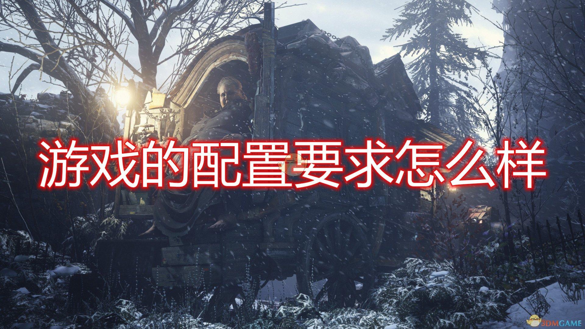 《生化危机8:村庄》游戏配置要求一览