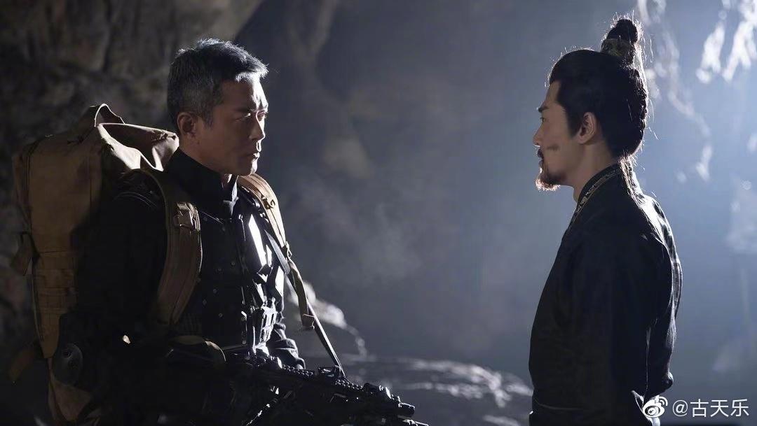 古天乐:《寻秦记》电影版3月发预告是为致敬黄易