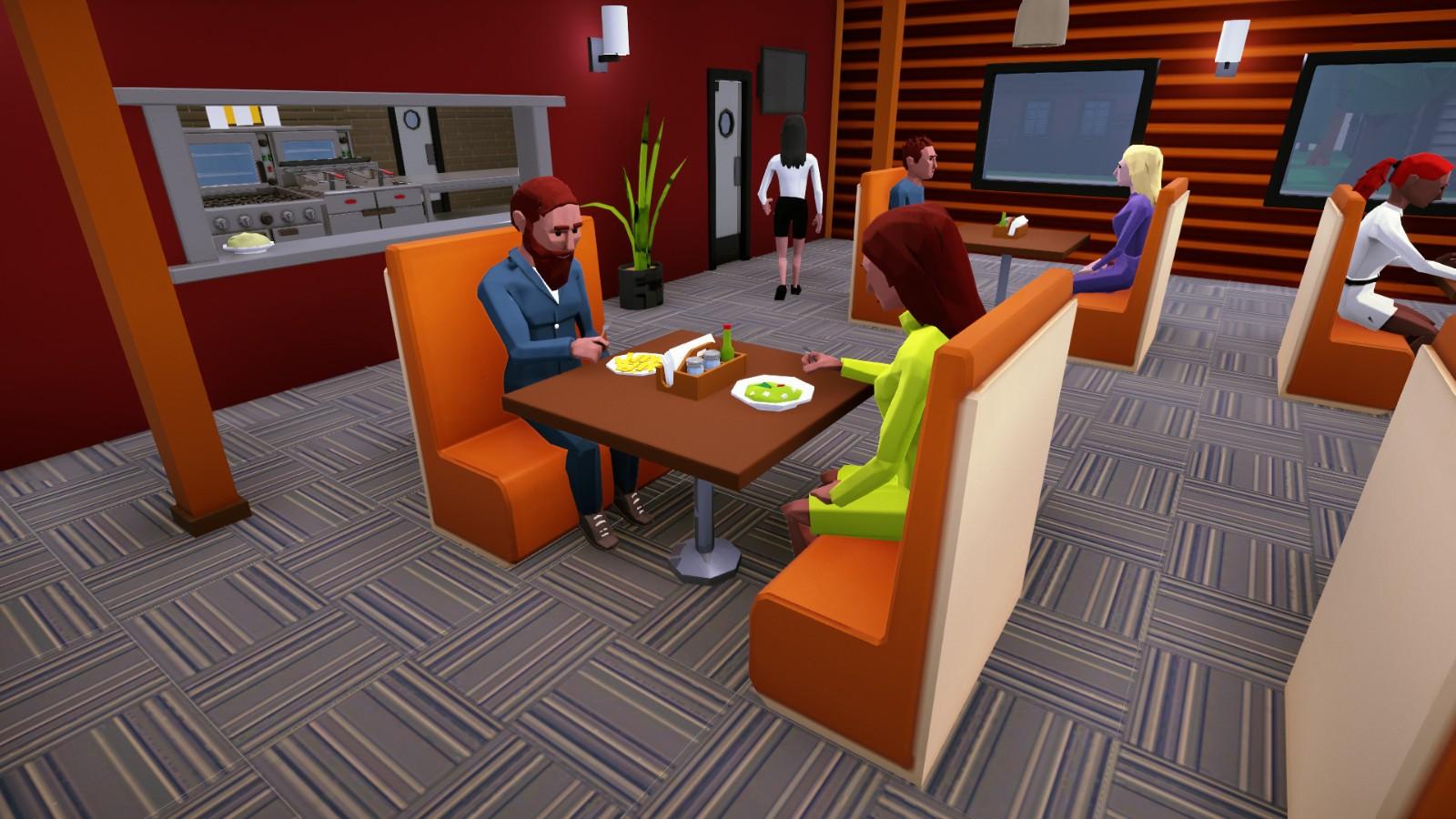 餐廳管理模擬遊戲《Recipe for Disaster》上架Steam