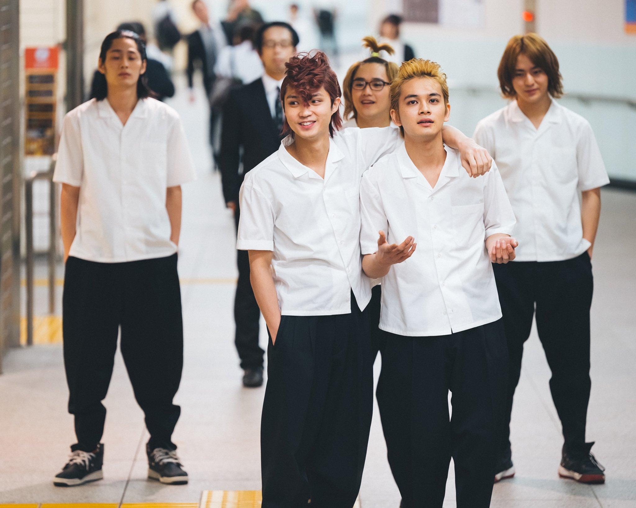漫改名作《东京复仇者》真人电影定档7月9日上映 穿越青春物语