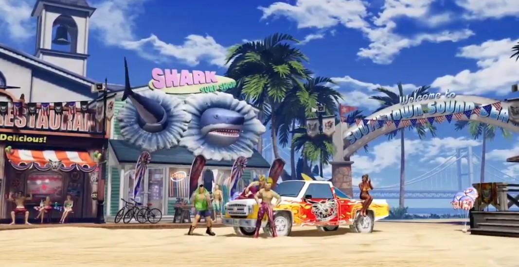 《拳皇15》餓狼傳說隊BGM宣傳片 新舞台Beach Resort亮相