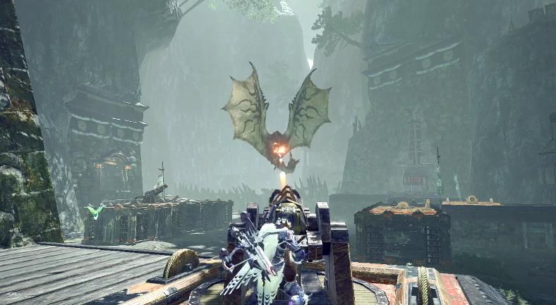 《怪物猎人:崛起》百龙夜行狩猎影像 介绍狩猎设备