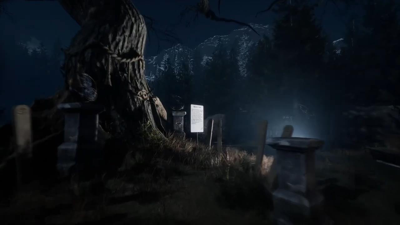 恐怖游戏《Nascence》新演示 支持光追和DLSS