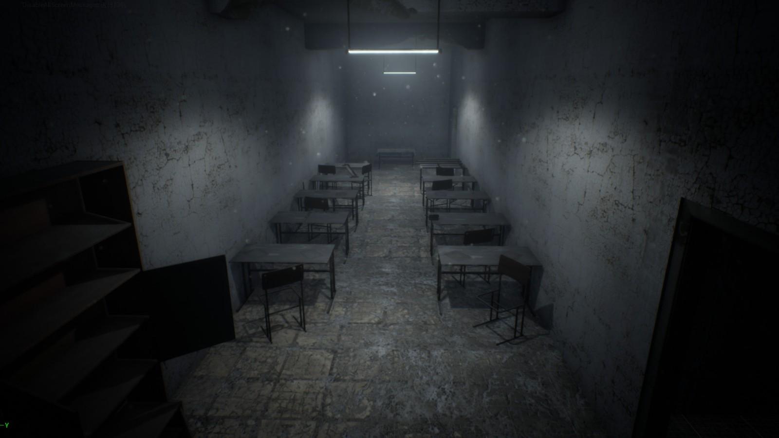 国产恐怖游戏《三教》上架Steam 今年夏天发售
