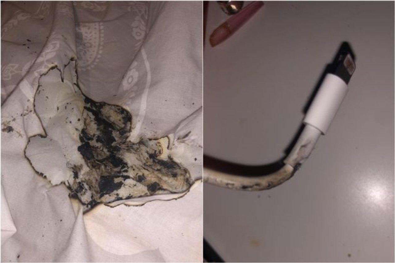 英国少女因iPhone充电器起火而面部烧伤 苹果正在调查