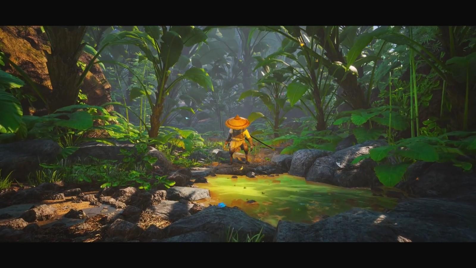 开放世界动作RPG《生化变种》全新预告 支持中文语音