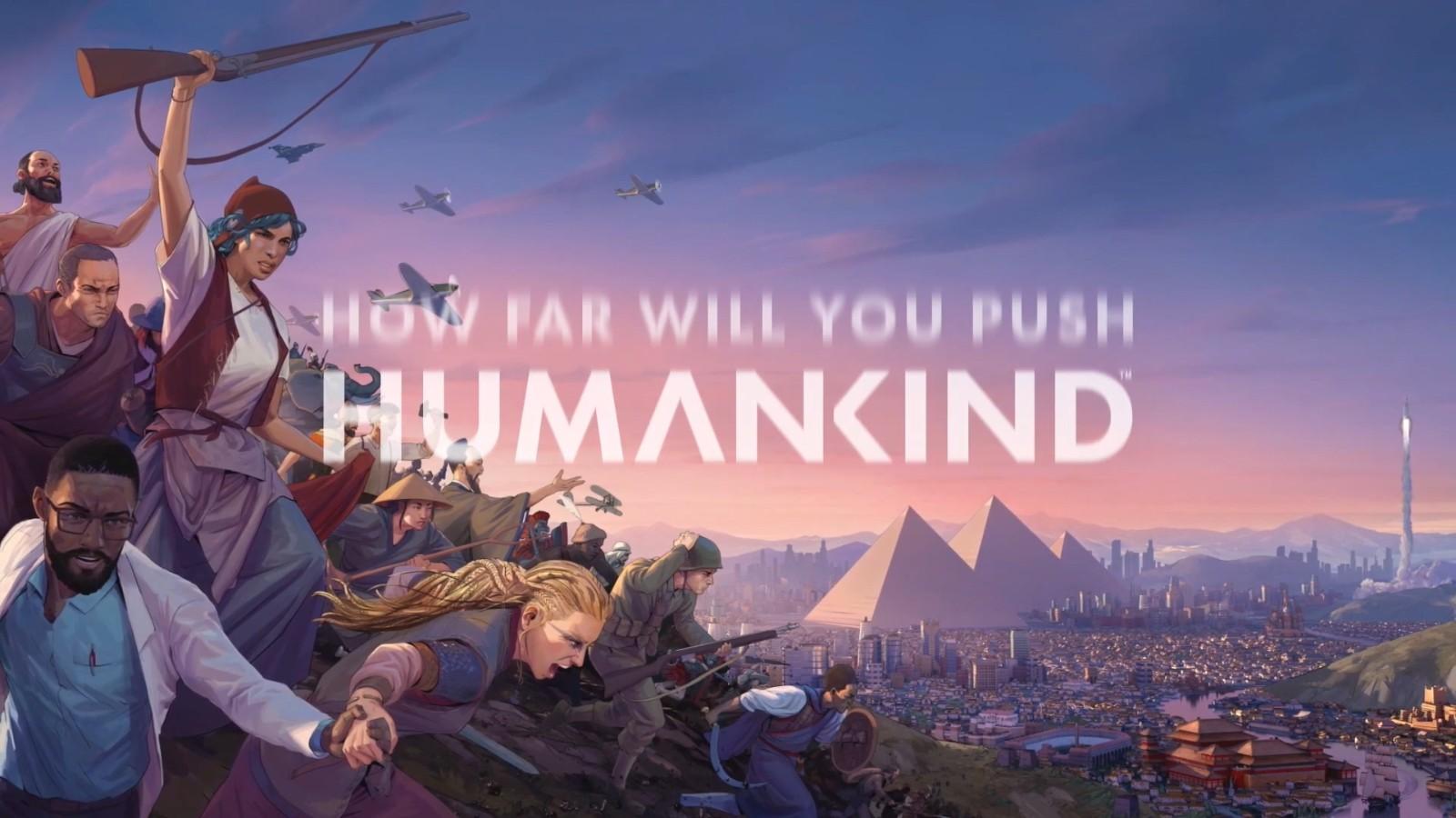 为保证游戏品质 历史策略大作《人类》延期至8月17日