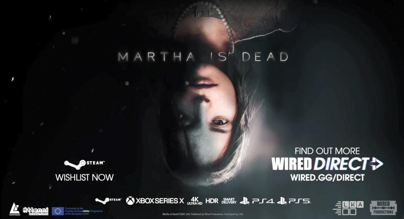 心理恐怖游戏《玛莎已死》公布新预告2021年上市