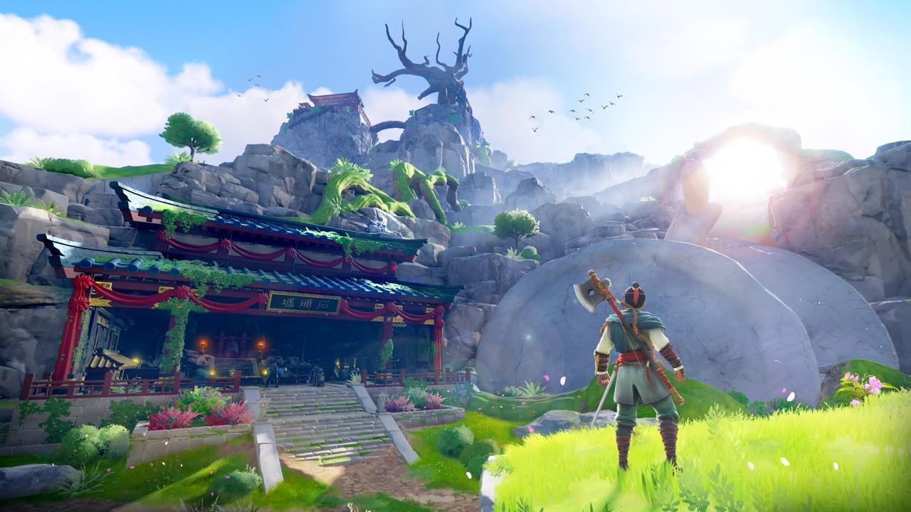 《渡神纪》新DLC补天已推出 探索中国神话世界