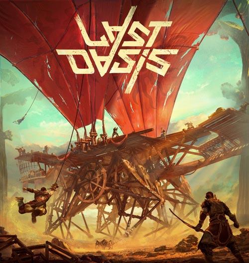 游牧生存游戏《最后的绿洲》3月27日上线XBOX,发布第三季新版本