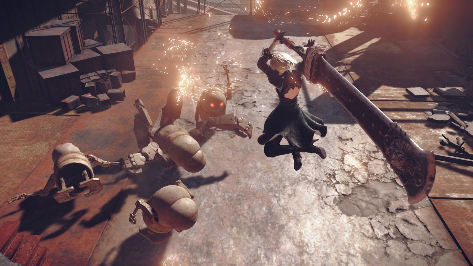 玩家愤怒 继续用差评轰炸Steam《尼尔:机械纪元》