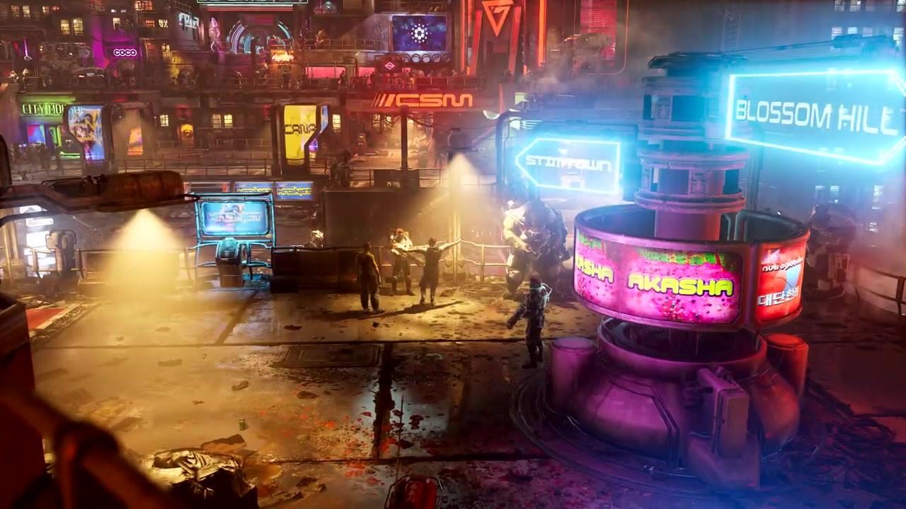 《上行戰場》全新預告片展示4名玩家合作模式