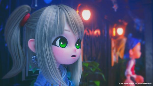 SE动作游戏《巴兰的异想奇境》现已登陆Steam平台