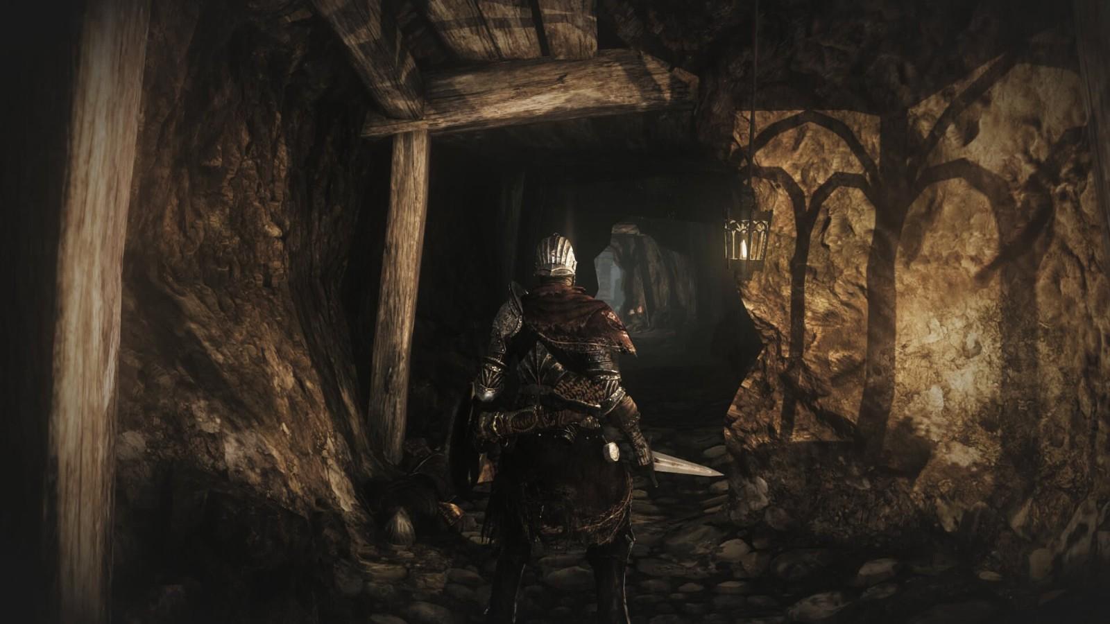 《黑暗之魂2》光影重制Mod新截图 光影效果改善