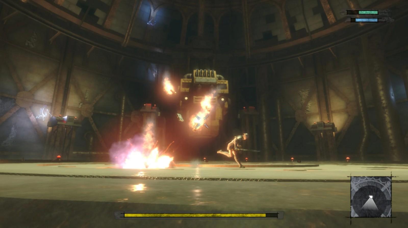 《尼尔:伪装者》9分钟试玩视频和最新截图发布