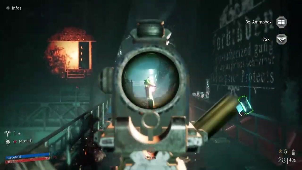 《涅克罗蒙达:赏金猎人》自动手枪预告片展示