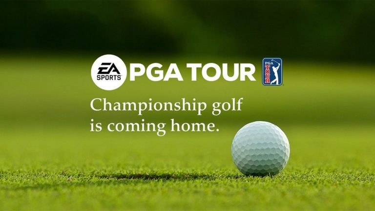 EA公布《PGA巡回赛》 针对次世代的高尔夫游戏