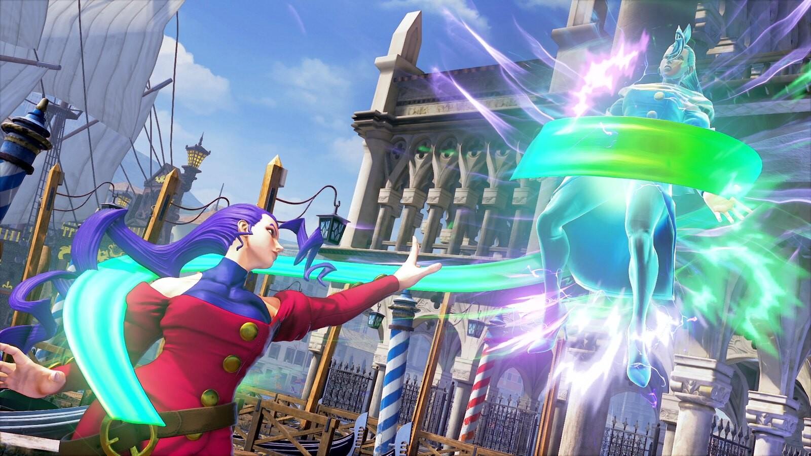 Capcom将于4月7日直播《街头霸王5》春季更新内容
