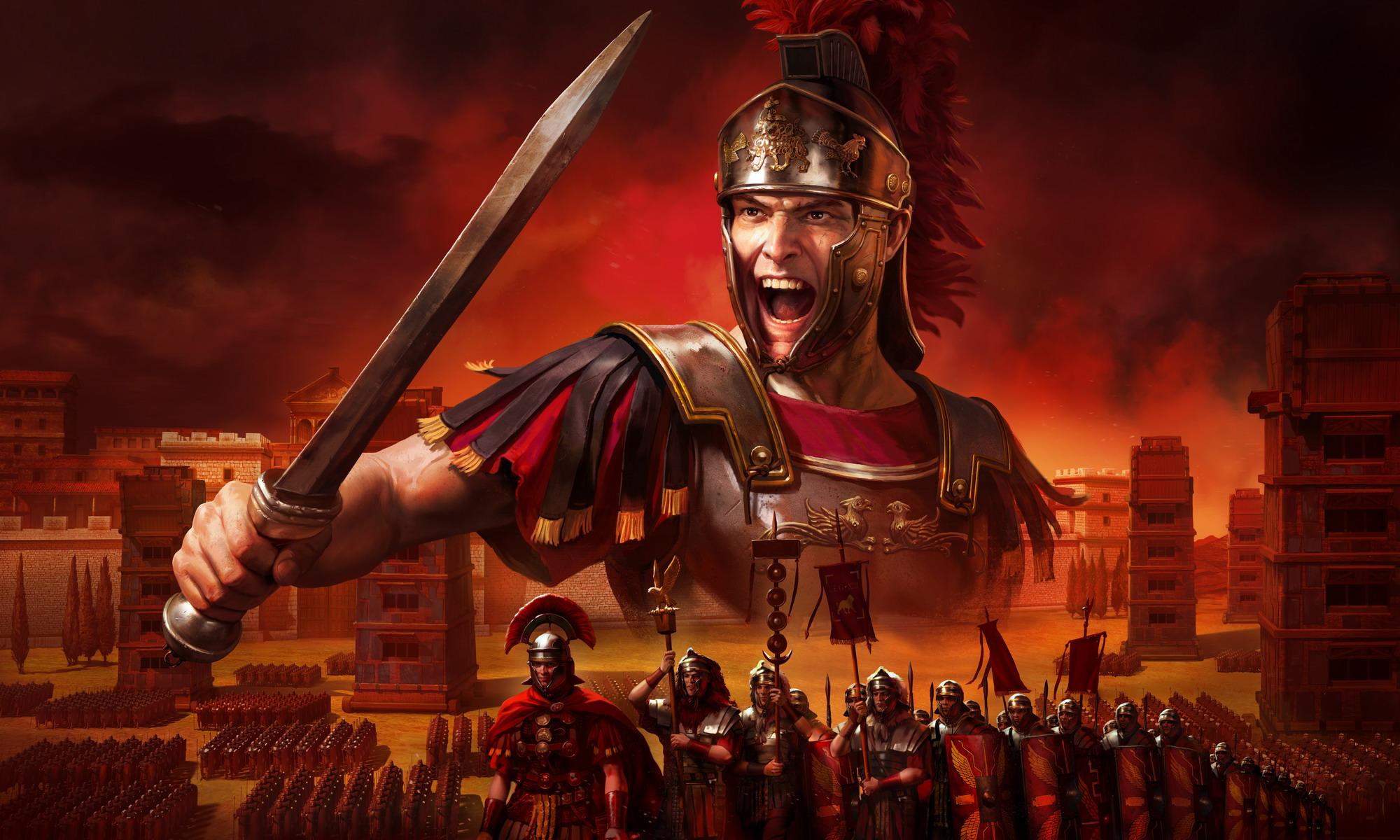 《全面战争:罗马》高清版4月29日发售 增加新可用阵营