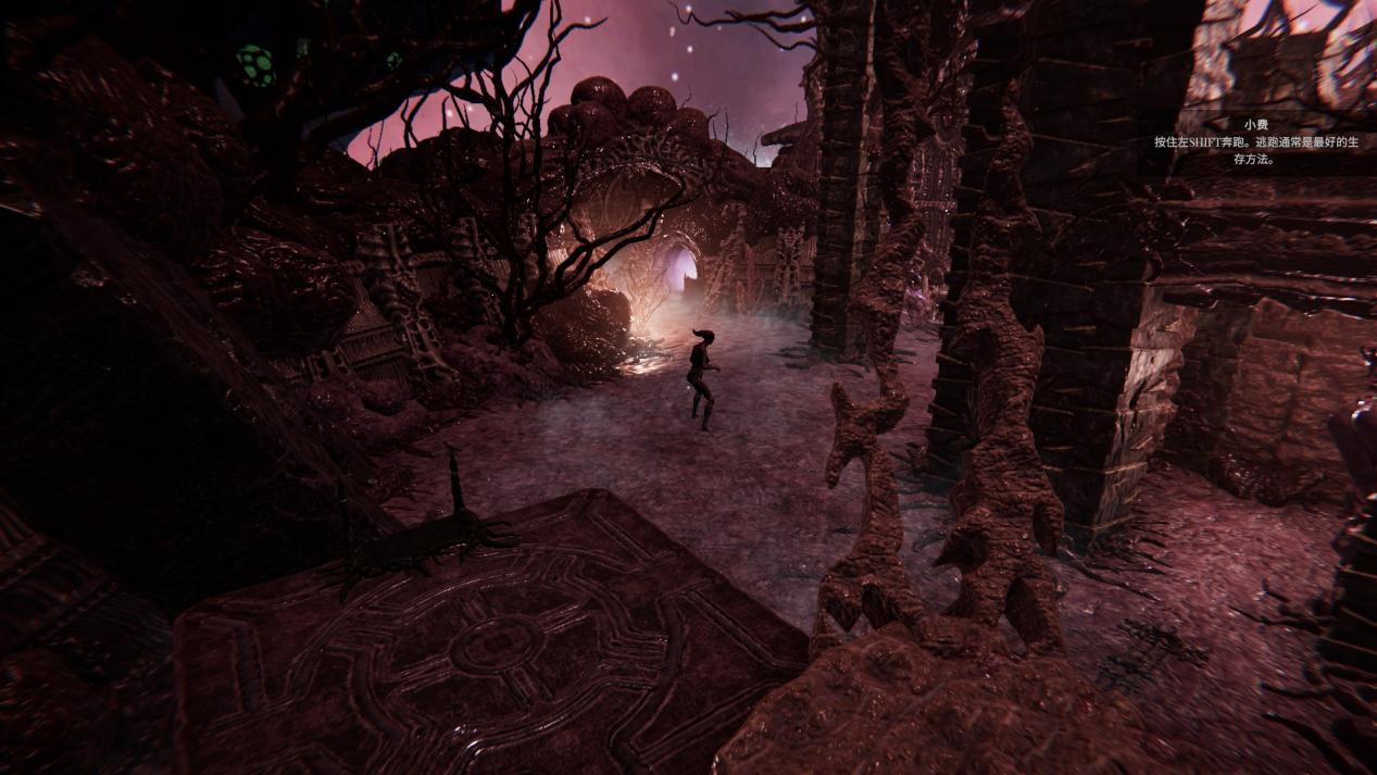 《超越欲望》评测:克苏鲁风格下的异界惊惧探险