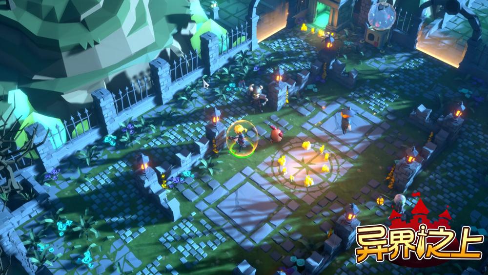 《异界之上》将于4月12日EA上线,魔物娘声优征集同步开启