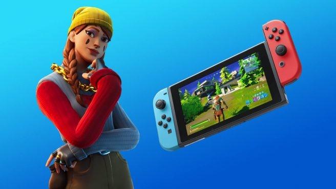 Switch《堡垒之夜》提升分辨率 游戏容量小幅精简