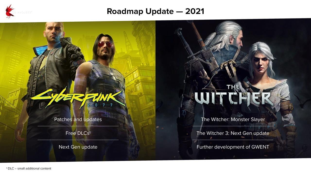 CDPR在开发两款3A级游戏大作 《巫师4》正在路上?